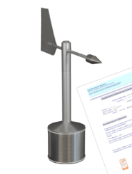 Sensores de viento instrumentaci n quimisur for Sensor de viento